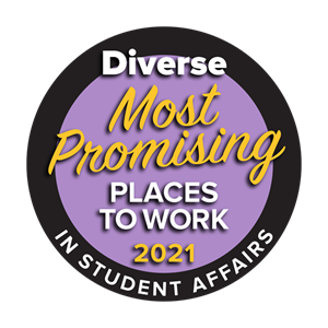 Most Promising Places to Work in Student Affairs Logo