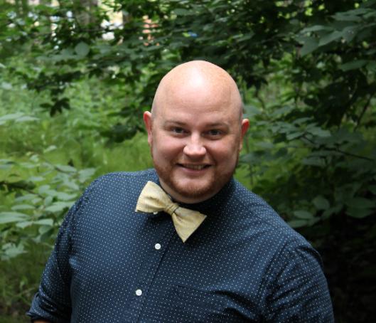 Dr. Ryan Jasen Henne, Dean of Students
